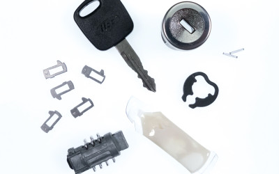 How to rekey a Strattec Ford Focus Ignition 707592 Kit | Mr. Locksmith Blog