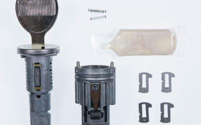 How to rekey a Strattec Chrysler Ignition 703719 Kit | Mr. Locksmith Blog