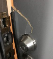 Break-In Repair Door & Replace Deadbolt | Mr. Locksmith Blog