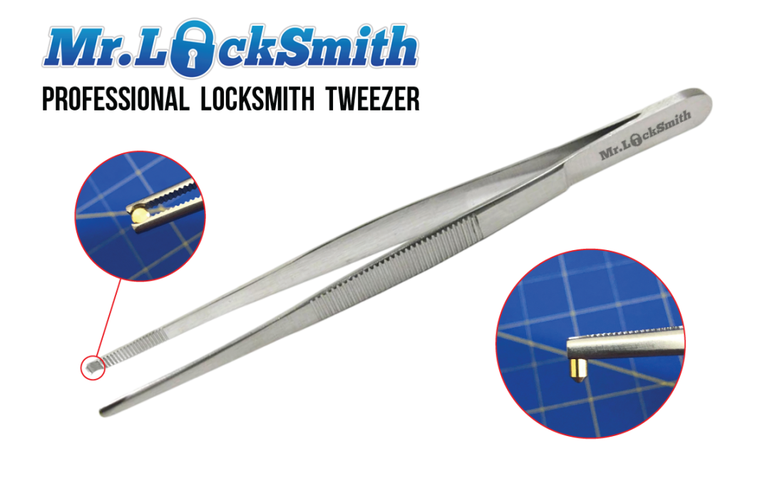 Best Locksmith Tweezers | Mr. Locksmith