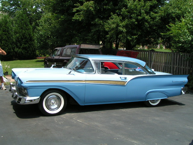 1957 Ford Fairlane | Mr. Locksmith Blog