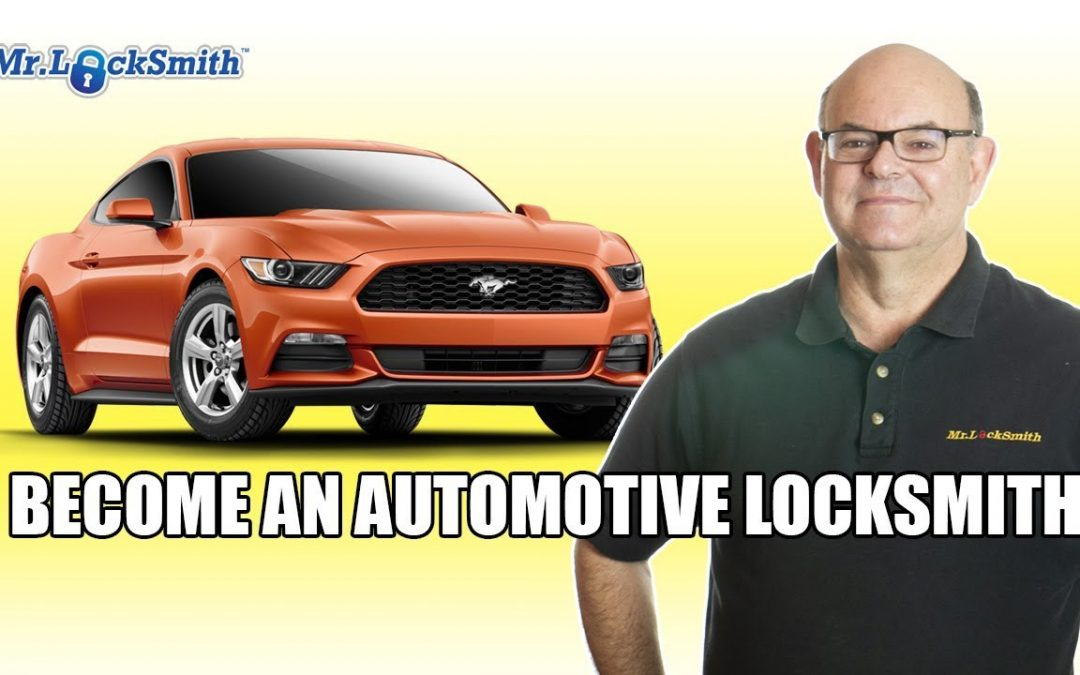 How to Become an Automotive Locksmith | Mr. Locksmith™ Training