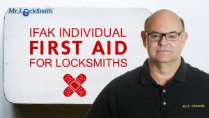 IFAK Individual First Aid Kit For Locksmiths | Mr. Locksmith Training